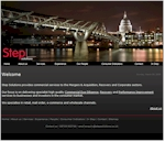 Click here to visit Step Solutions website. Designed by EA Design